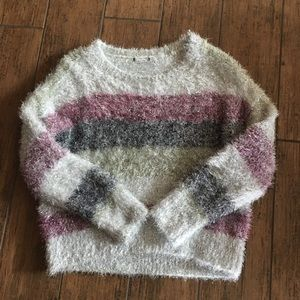 Sweaters - Multi colored Sparkly Sweater